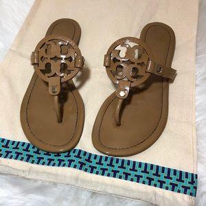 Tory Burch | Tan Miller Sandals Sz 8.5